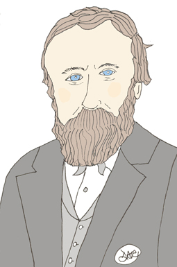 Rutherford B Hayes Facts and two Rutherford B Hayes poems!