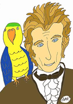 Andrew Jackson Cartoon