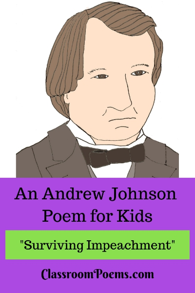 President Andrew Johnson poem