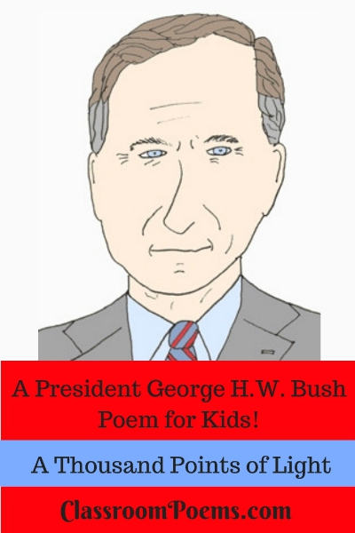George H W Bush poem