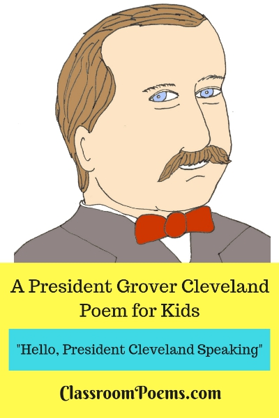 President Grover Cleveland drawing