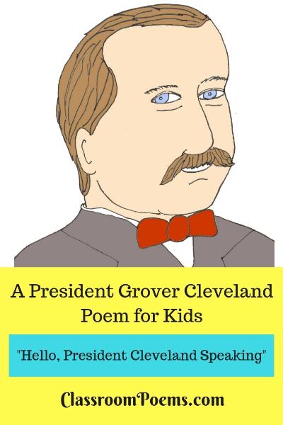 President Grover Cleveland poem