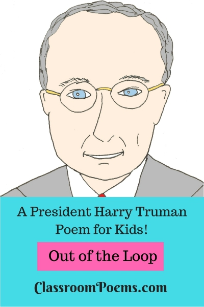Harry S Truman poem