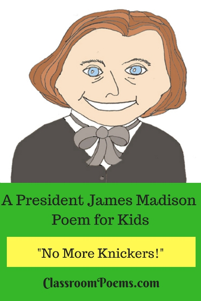 James Madison drawing