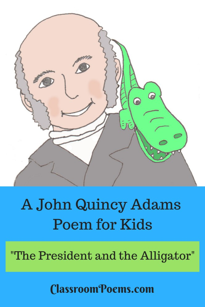 John Quincy Adams poem
