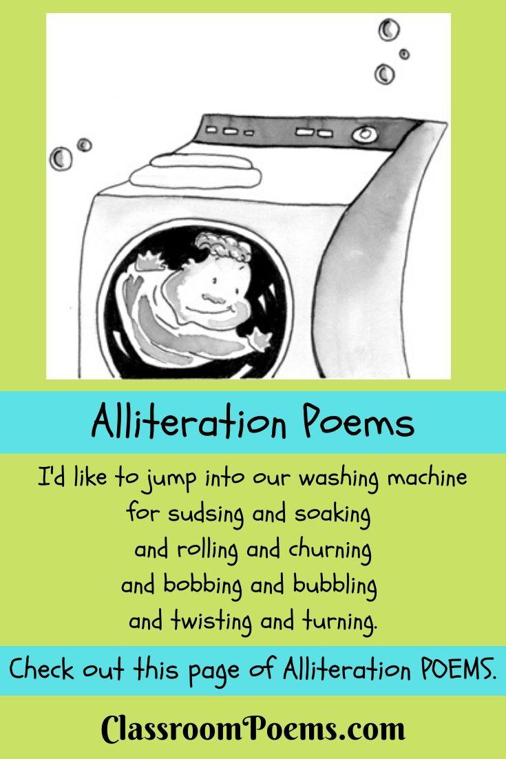 Alliteration Poems