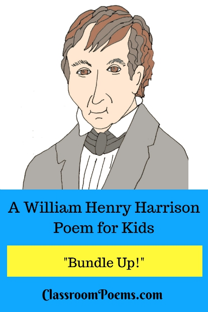 President William Henry Harrison poem