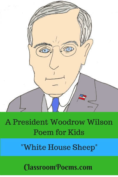 Woodrow Wilson poem