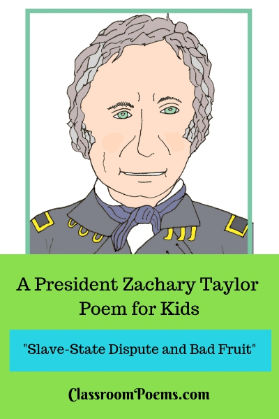 Zachary Taylor drawing