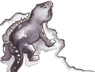 Noah's Ark Dinosaur