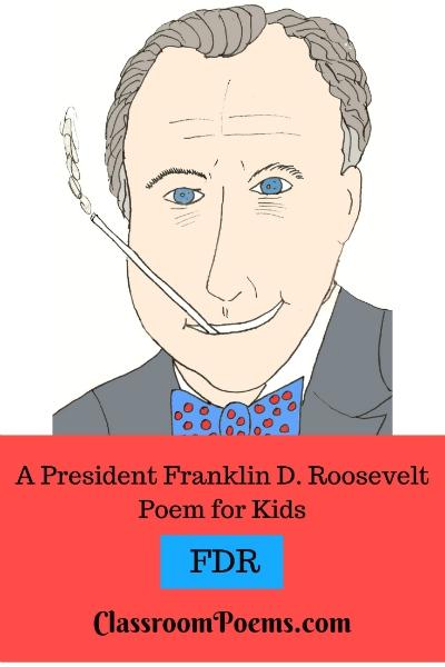 Franklin Roosevelt poem