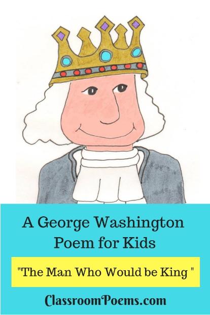 President George Washington poem