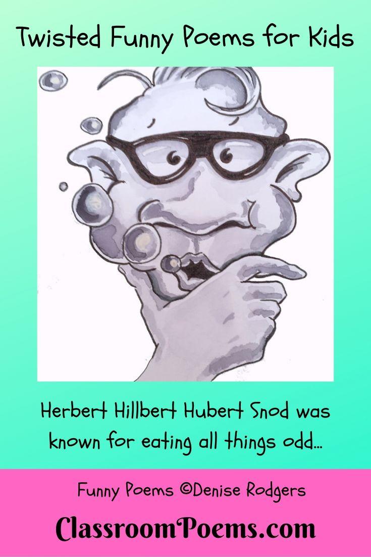 Herbert Hillbert Hubert Snod
