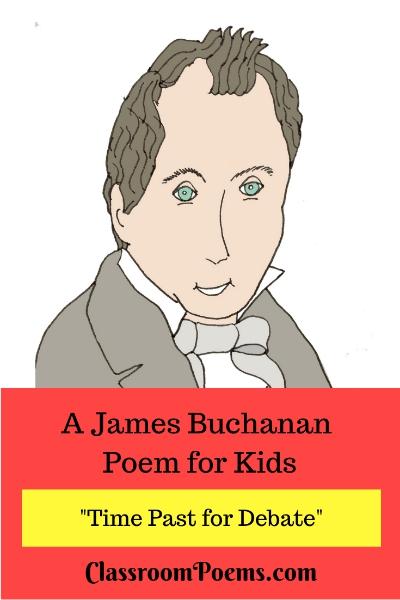 James Buchanan drawing