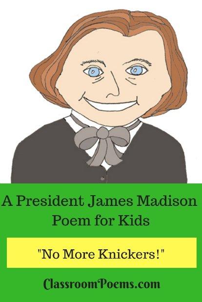 James Madison drawing