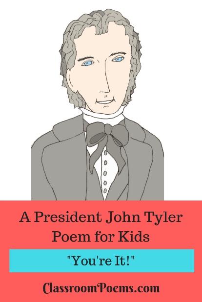 President John Tyler drawing