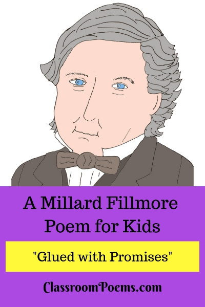 President Millard Fillmore poem