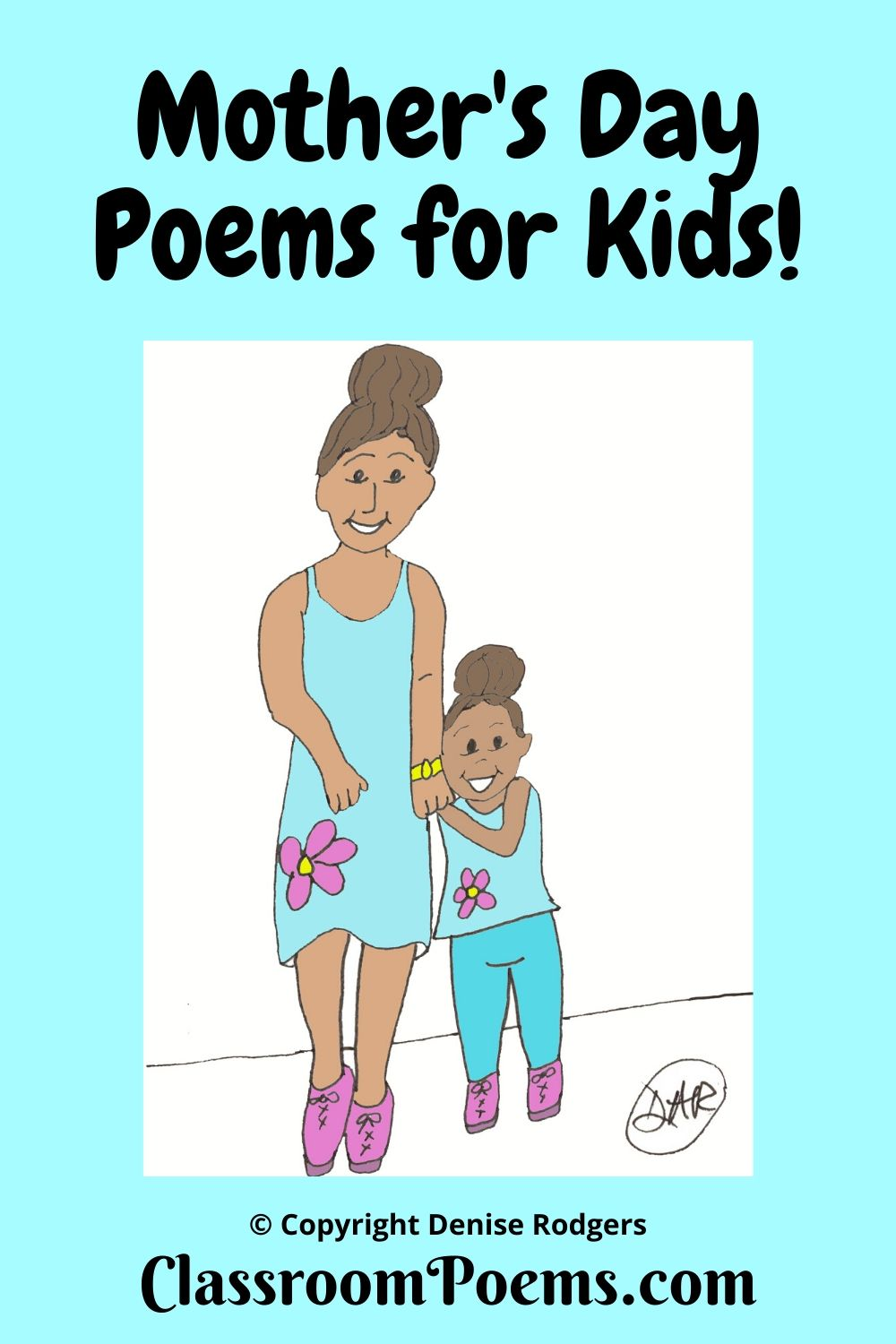 Mothers Day poems.
