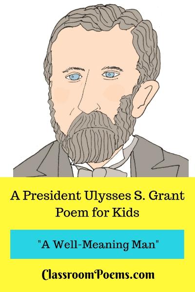 Ulysses S Grant drawing