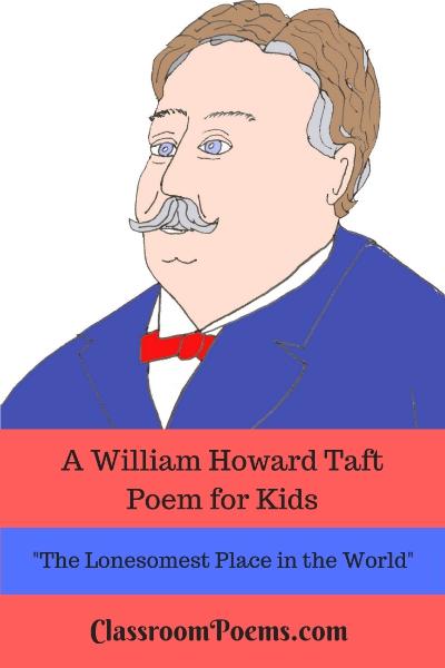 William Howard Taft poem