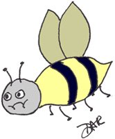 Funny Kids Poems: Bee